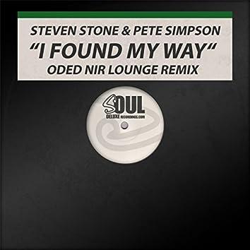I Found My Way (Oded Nir Remix)