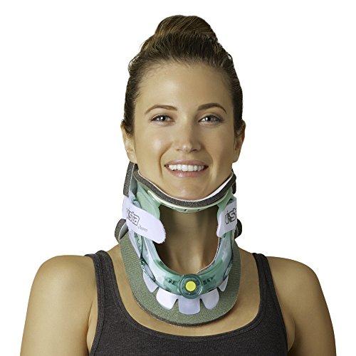Aspen Medical Products Vista Cervical Collar, Vista TX Collar, 2 Piece, Rigid, 984000 (Case of 1)