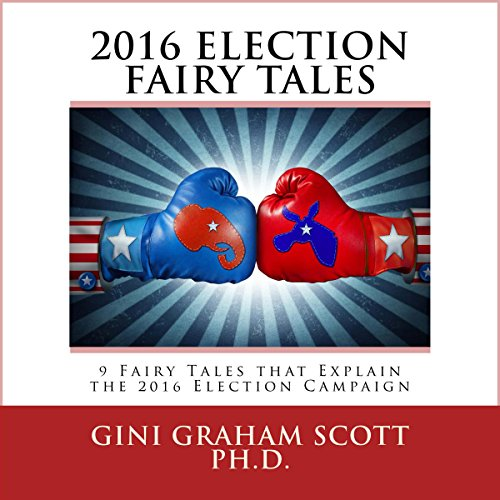2016 Election Fairy Tales cover art
