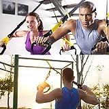 Zoom IMG-2 hojoy allenamento sospensione sling trainer