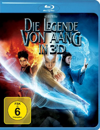 Die Legende von Aang (inkl. 2D)