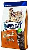 Happy Cat Cibo Secco per Gatti Ipoallergenico Fit & Well Salmon - 4000 gr