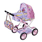 Zapf Creation- Baby Born Deluxe Pram (828649)