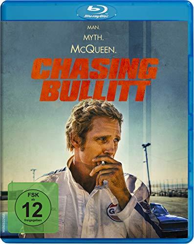 Chasing Bullitt - Man. Myth. McQueen. [Blu-ray]