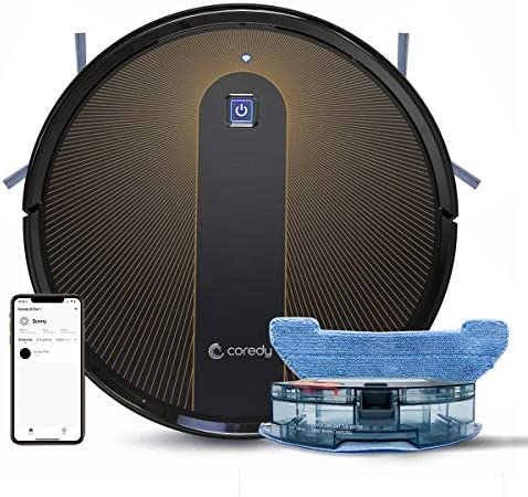 Up to 50% off COREDY Robot Vacuums