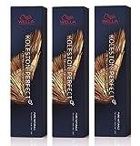 Wella Koleston Perfect Me+ KP SPECIAL BLONDS 12/0 - Tinte para el pelo, 3 unidades, color rubio natural