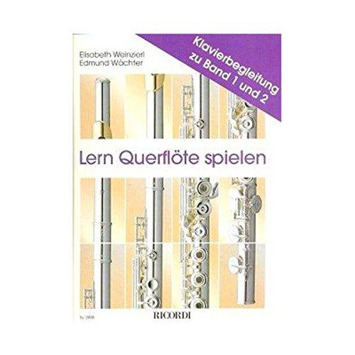 Lern Querflöte spielen Klavierbegleitung