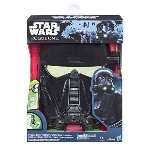 Hasbro Rogue One Maske mit Stimmenverzerrer - Imperialer Death Trooper