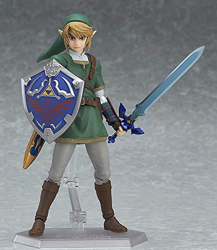 Akazan 14 cm Japón Anime Acción de PVC La Leyenda de Zelda Figma Princesa Deluxe Edición Limitada...