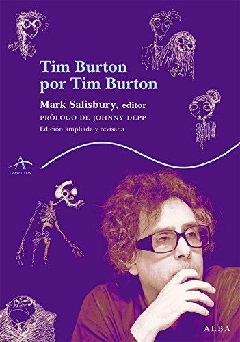 Tim Burton por Tim Burton (Trayectos Vidas y letras)