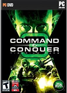 Command & Conquer 3 Tiberium Wars Map