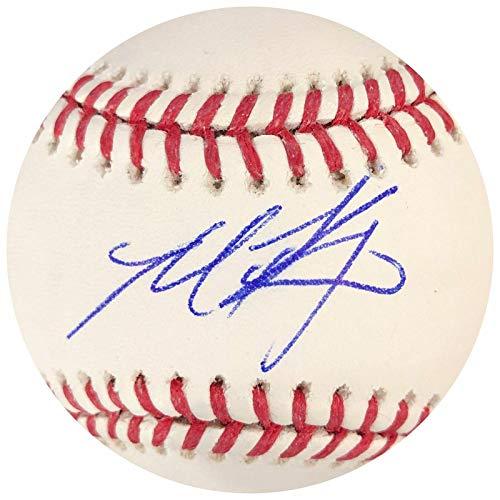 Madison Bumgarner Signed Baseball - Arizona Diamondbacks - PSA/DNA Certified - Autographed Baseballs