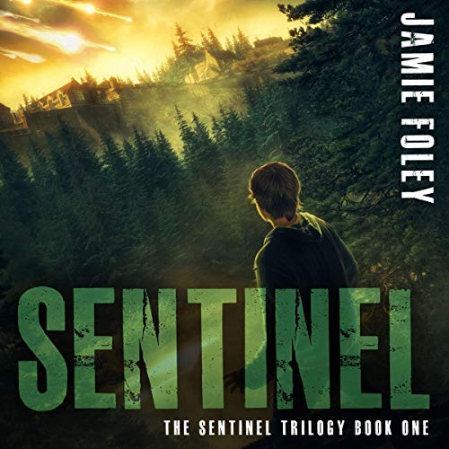 Sentinel Audiobook By Jamie Foley cover art