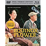 The Ozu Collection: Equinox Flower / There Was a Father [Blu-ray] [Import anglais]