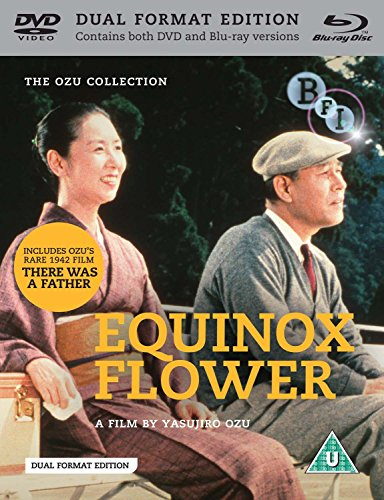 The Ozu Collection: Equinox Flower / There Was a Father [DVD + Blu-ray] [UK Import]