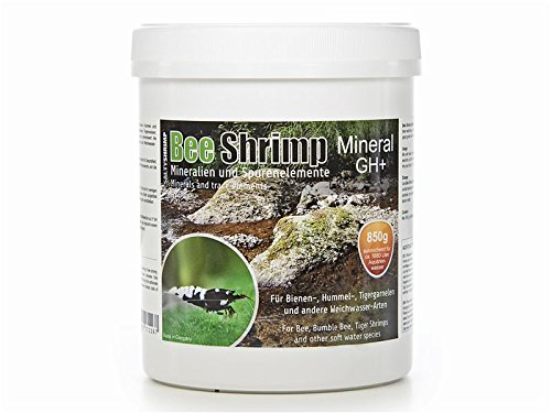 SaltyShrimp - Bee Shrimp Mineral GH+, 850 g