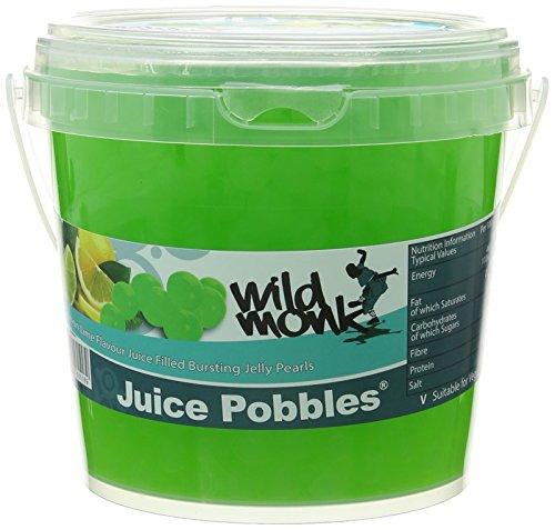 Price comparison product image Wild Monk Lemon and Lime Juice Pobbles Tub 1.2 kg