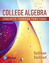 College Algebra: Concepts Through Functions, Books a la Carte Edition plus MyLab Math with Pearson eText -- 24-Month Access Card Package (4th Edition)