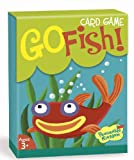 Peaceable Kingdom Go Fish! Classic Card Game for Kids - 48 Cards with...