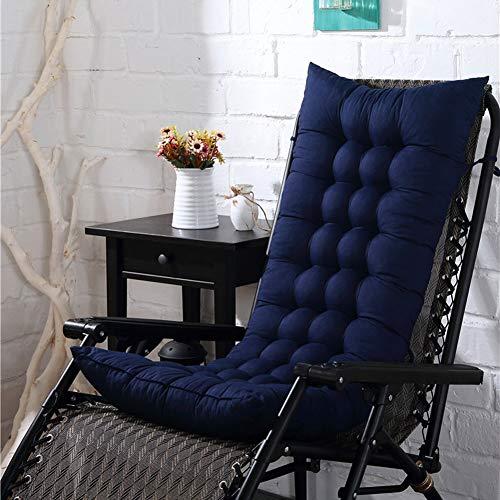 SN Stuhlauflage Hochlehner Auflage Polsterauflage Mit Sesselauflage Hoch Rückenlehne (Color : A, Size : 155 * 48)