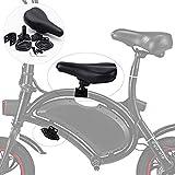 Juego Infantil Tija de sillín Pedal + Asiento para Bicicleta eléctrica Wheel F DYU