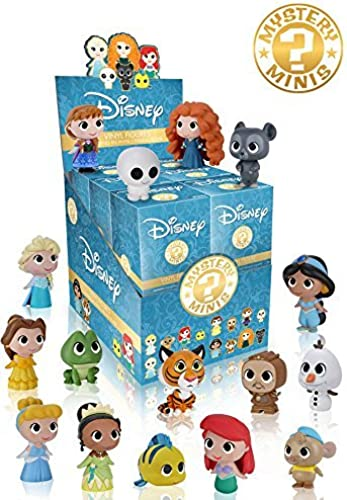Los mejores precios y los estilos más frescos. Disney Princesses Mystery Minis Vinyl Figures Set of 12 by by by Disney  auténtico