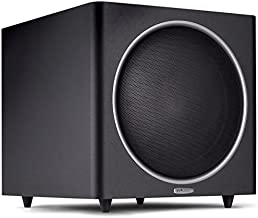 Polk Audio PSW125 12-Inch Powered Subwoofer (Single, Black)