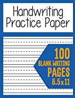 Handwriting Practice Paper for Kids