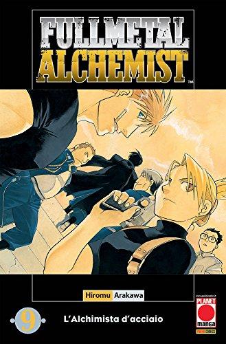 Fullmetal alchemist. L'alchimista d'acciaio: 9
