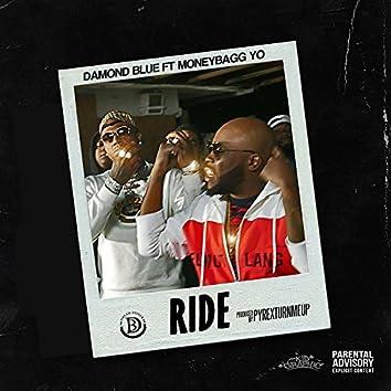 Ride (feat. Moneybagg Yo)