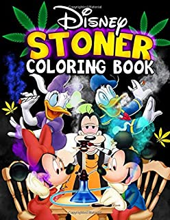 Stoner Coloring Book: Adults Coloring Books With Exclusive Images