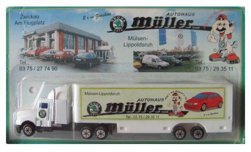 Autohaus Müller Nr.01 - Mülsen Lippoldsruh - Kenworth T800 - US Sattelzug