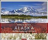 Alaska. Wandkalender 2020. Monatskalendarium. Spiralbindung. Format 55 x 46 cm - Weingarten
