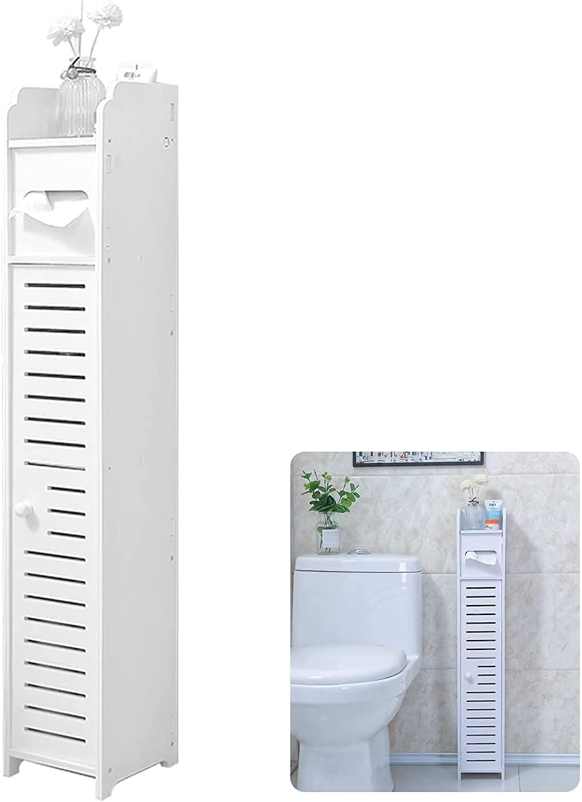 Small Bathroom Storage Max 44% OFF Corner depot Cabinet for Doors and Shelves with