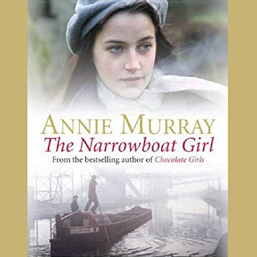 The Narrowboat Girl audiobook cover art