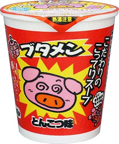 【おやつカンパニー】カップブタメンとんこつ(30カップ入)