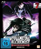Fullmetal Alchemist: Brotherhood - Volume 7 (Digipack im Schuber mit Hochprägung und Glanzfolie) (Blu-ray) [Limited Edition] [Alemania] [Blu-ray]