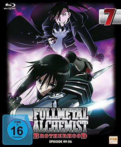 Fullmetal Alchemist: Brotherhood - Volume 7 (Digipack im Schuber mit Hochprägung und Glanzfolie) (Blu-ray) [Limited Edition]