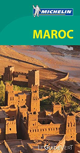 Guide Vert Maroc Michelin