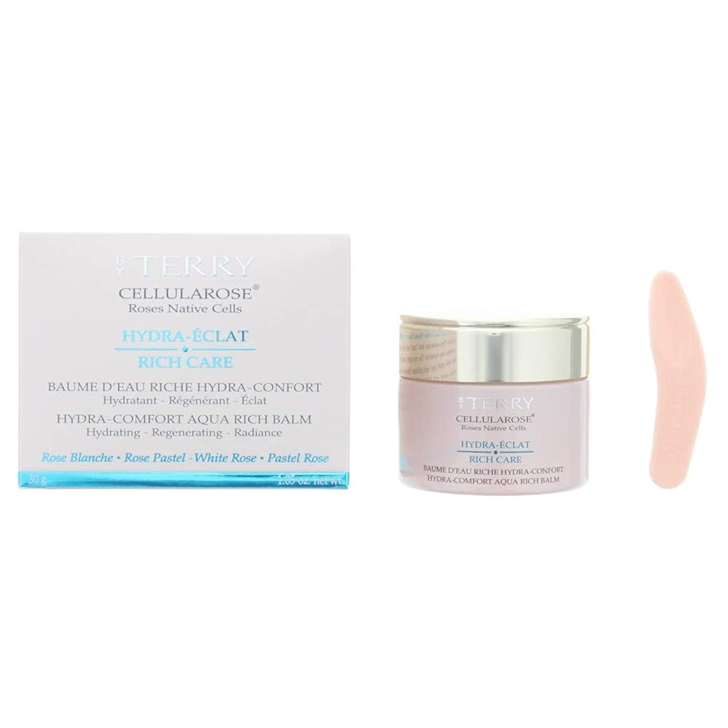 シャワー天皇土バイテリー Cellularose Hydra-Eclat Rich Care Hydra-Comfort Aqua Rich Balm 30g/1.05oz並行輸入品