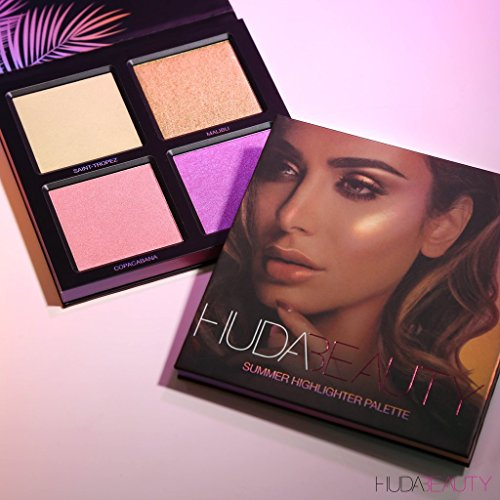 Huda Beauty | Summer Solstice - 3D Highlighter Palette
