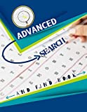 Advanced Search And Find Book: Brain Boosting Games Little Kids Word Search Puzzles, Easy Word Find Books For Kids Word Searches For Clever Kids, Keep Your Brain Stronger For Longer