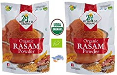 ★ Pesticides Free - Adulteration Free - Chemicals Free ★ Certified for US, European & Indian Organic Standards ★ Better Nutrition - Size Pack of 2 X 3.5 Ounces (7 Ounces) ★ Safe Food - No Water Contamination - Stay in harmony with nature ★ Reduce Hea...