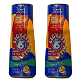 Set of Two Lickety Stik Low-Calorie Liquid Dog Treats - Peanut Butter