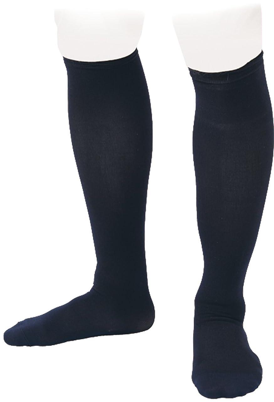 タービン資源チャーミング【マッスルプロジェクト】日本企画 2足組 メンズ 加圧 ソックス 靴下 黒 ブラック (MP-CS2S) (対応サイズ:25~28cm) 引き締め 運動効果 (新日本プロレス) 棚橋選手 オススメ
