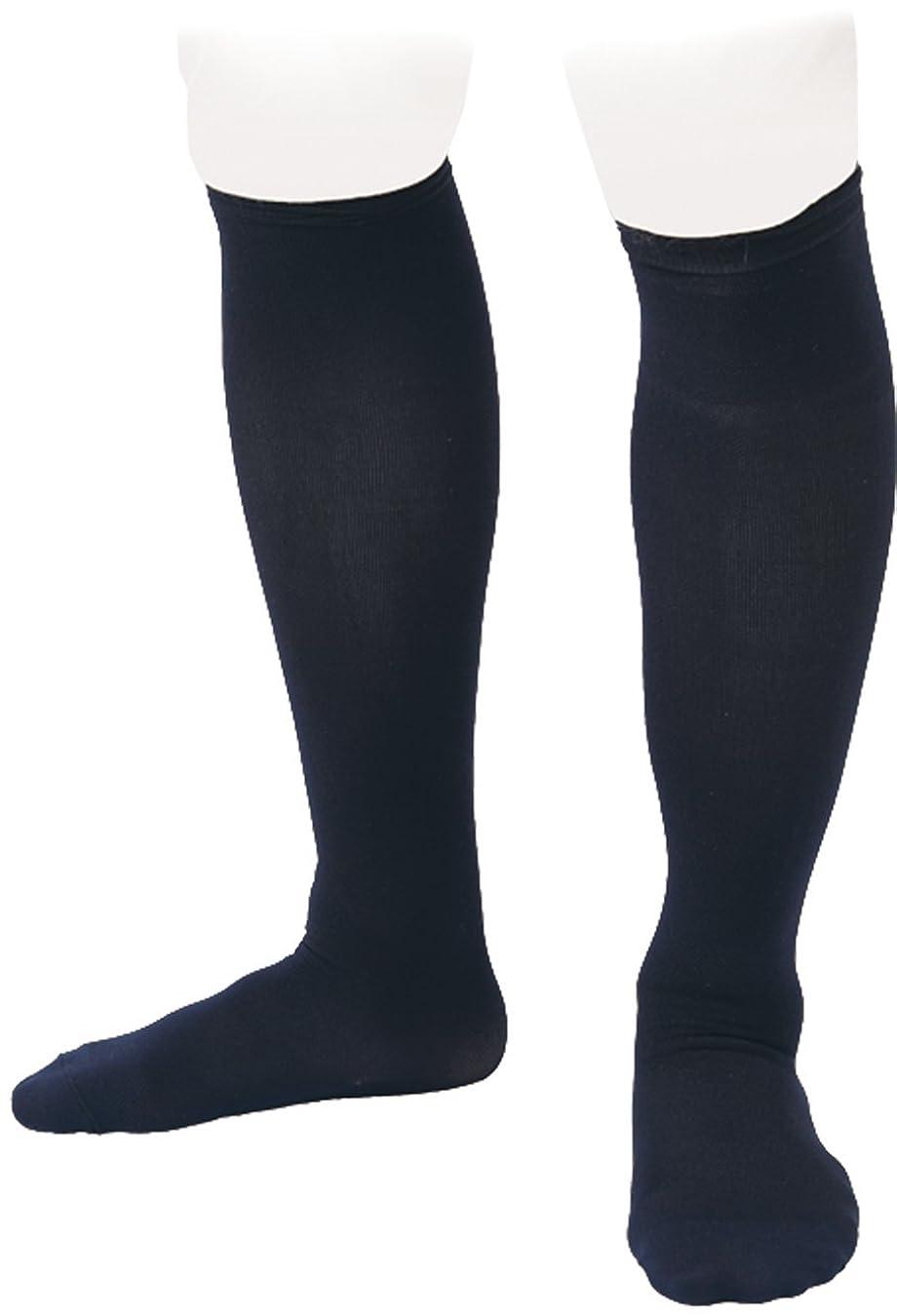 みなすスマイルケイ素【マッスルプロジェクト】日本企画 2足組 メンズ 加圧 ソックス 靴下 黒 ブラック (MP-CS2S) (対応サイズ:25~28cm) 引き締め 運動効果 (新日本プロレス) 棚橋選手 オススメ
