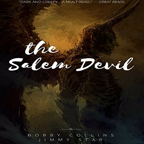 The Salem Devil audiobook cover art