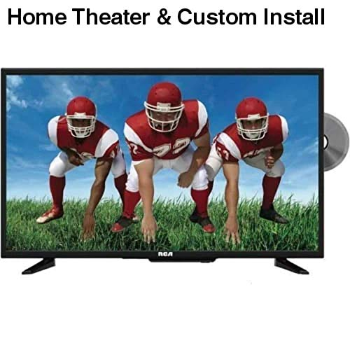 RCA RTDVD3215 32' 1080i LED HDTV/DVD Combination