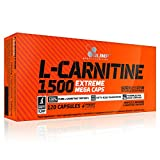 L-CARNITINA 1500 mg 120 Cápsulas | Suplemento alimenticio para bajar de peso | Convierta la grasa en energía | Pastillas adelgazantes