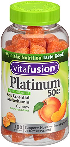 Supports energy metabolism and the immune system Supports healthy cholesterol levels - for cholesterol already within normal limits Great tasting gummies with natural peach flavor These statements have not been evaluated by the Food and Drug Administ...